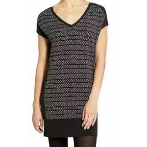 Athleta Sweater Dress Thereafter V-Neck Medium